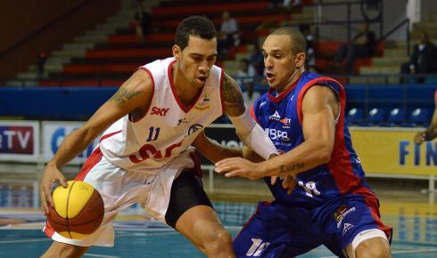Empunhadura e passes no jogo de basquete